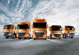 Recambios para camiones